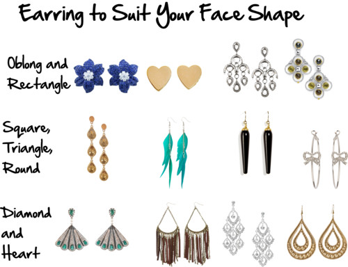 How To Choose The Best Earrings For Your Face Shape