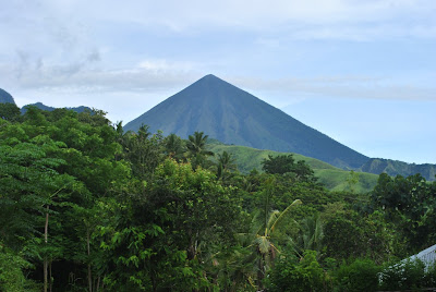 Mount Inerie, Flores