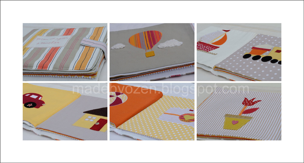 made by ozen livre en tissu pour b b. Black Bedroom Furniture Sets. Home Design Ideas