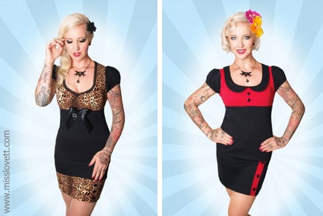 Miss Lovettt, Miss Ivi, Tattoo Model, Rockabilly