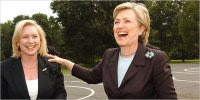 Hillary Lead the Way - Hillary and Our First Woman President: