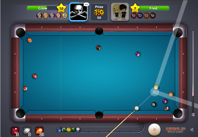 8 Ball Pool Hack Long Line With Swf and Fiddler