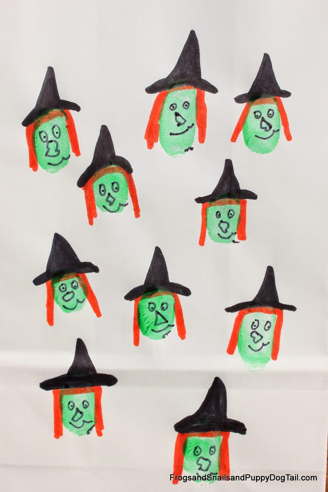 Fingerprint Witches