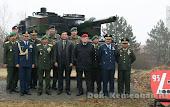 Kontrak Pengadaan Tank dari Jerman Ditanda-tangani Akhir September