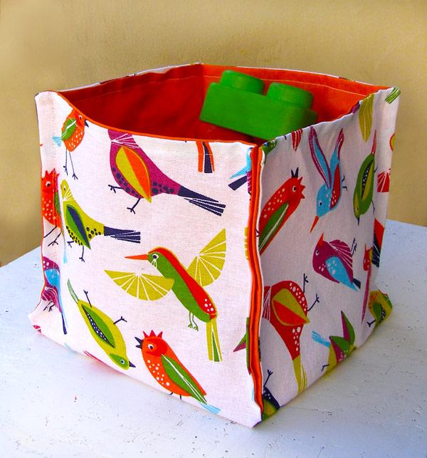 Ideas para compartir de mama - Cajas para guardar juguetes ...