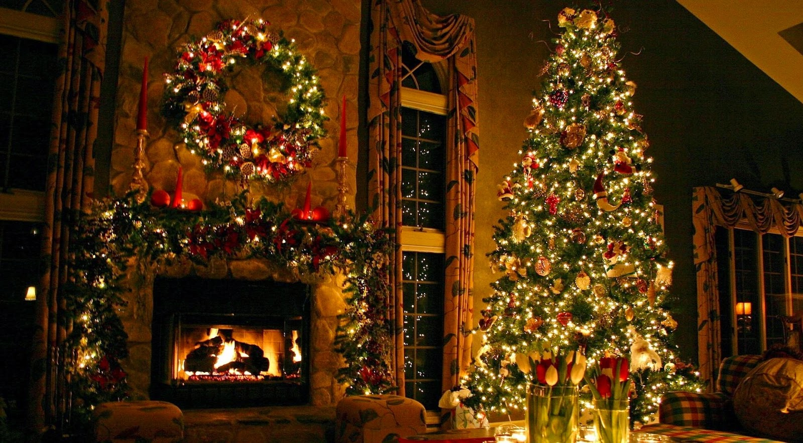 Although Many Individuals Choose To Use Christmas Lights For Their Christmas  Tree, As Stated Above, There Are Other Uses For Them As Well.