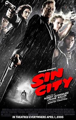 Cartel de la película Sin city