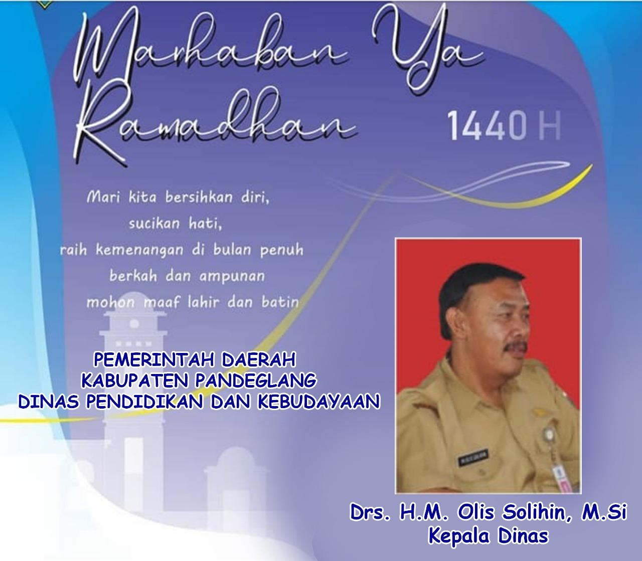Drs.H.M.Olis Solihin,M.Si