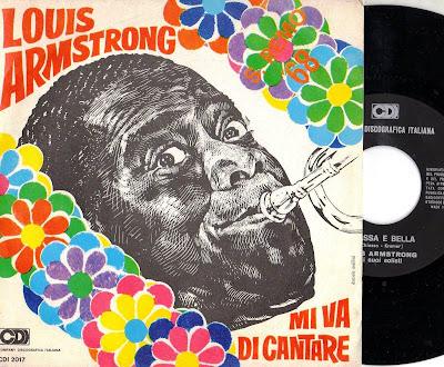 luis Armstrong mi va di cantare