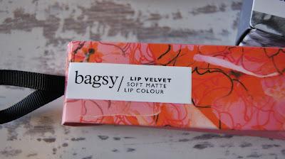 Bagsy Lip Velvet Soft Matte Lip Colour