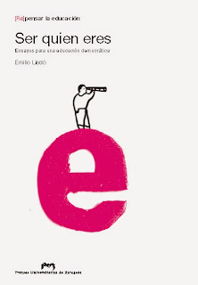 """""""ser quien eres"""" - Emilio Lledó"""