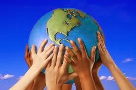 Espaço Aberto A Terra Pede Socorro