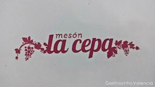 Mesón-Restaurante La Cepa: Menús de calidad para comer bien