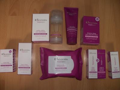 Elemis Fresh Skin, Elemis Skincare,