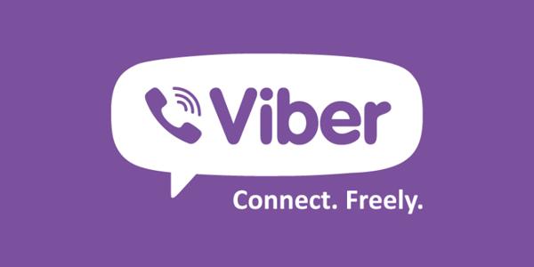Aplikasi telepon gratis - Viber