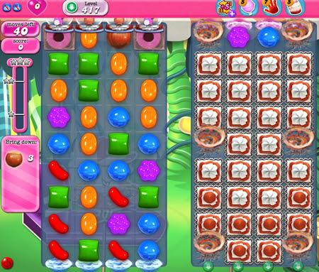 Candy Crush Saga 417
