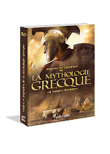 MYTHOLOGIE GRECQUE EN BD (collectif)