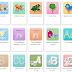 Belajar Bahasa Inggris untuk anak , membaca, menulis dan berhitung ( worksheets )