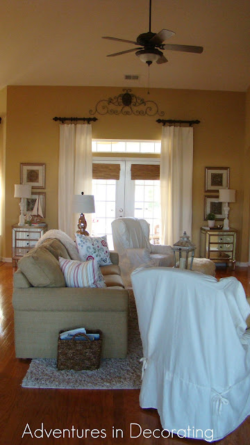 greatdeb Traditional ranch style home tour in Myrtle Beach, SC