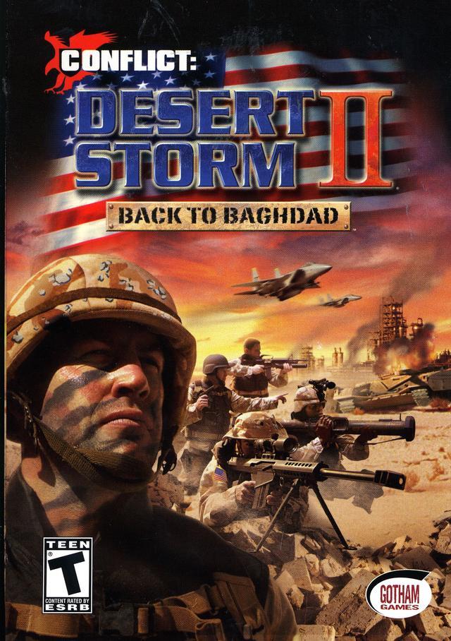 game desert storm
