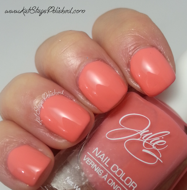 JulieG Nail Polish - The Perfect Pair - Anthony
