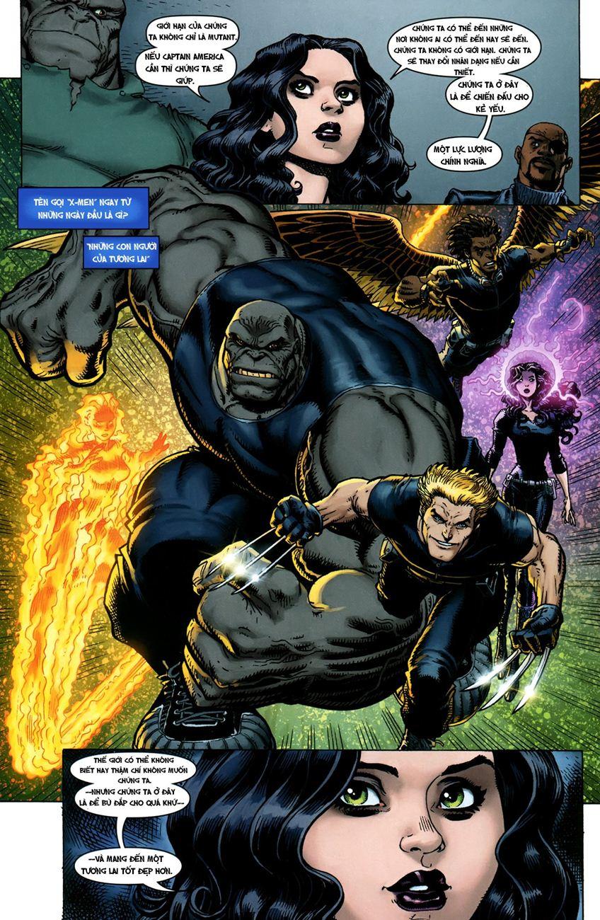 TruyenHay.Com - Ảnh 20 - Ultimate Comics X Chap 5
