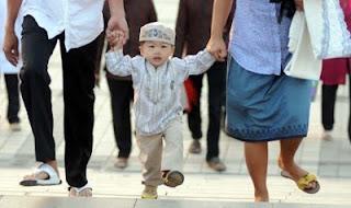 Mendidik Anak Menurut Islam