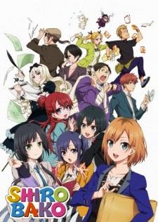 Shirobako - Gái Làm Anime