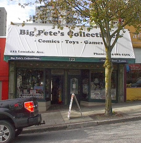 Big Pete's