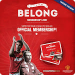 Man U need your help choosing our next Membership Card design! Cast your vote here