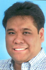 Congressman Jeffrey P. Ferrer of 4th Distict Negros Occidental, PH