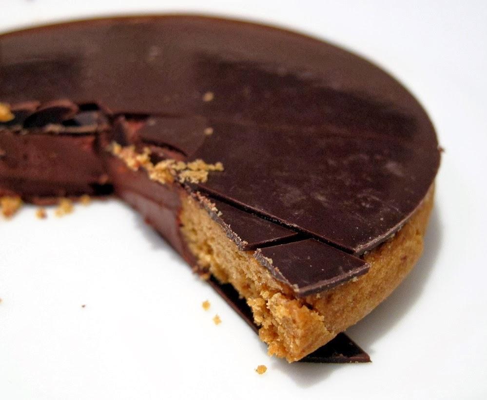 Sablé au chocolat - Pâtisserie Sébastien Dégardin