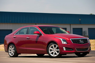 Cadillac ATS, Ram 1500 named 2013 North American Car and Truck/Utility of the Year