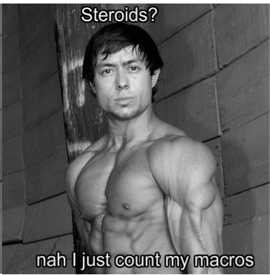 Natural Bodybuilding Vs Steroids Images & Pictures - Becuo