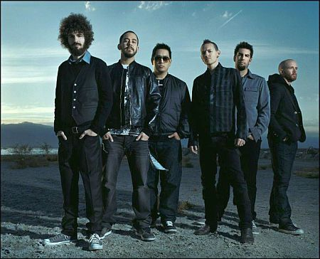 Amerika, Malaysia, Artis Amerika, Hiburan, Selebriti, Band, Konsert, Linkin Park, Di, Kuala Lumpur, Ogos, Depan
