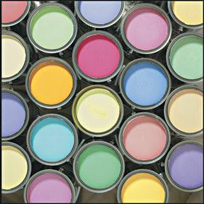 ... warna yang bisa dijadikan sebagai referensi untuk memilih warna cat