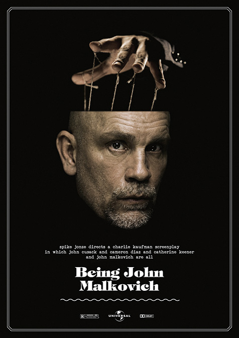 being john malkovich essay John essays on being malkovich im just really protective not only of simon but my love for simon ok i never really wrote essays about him (esther did this for me.