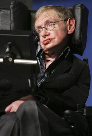 picture of Stephen Hawkins