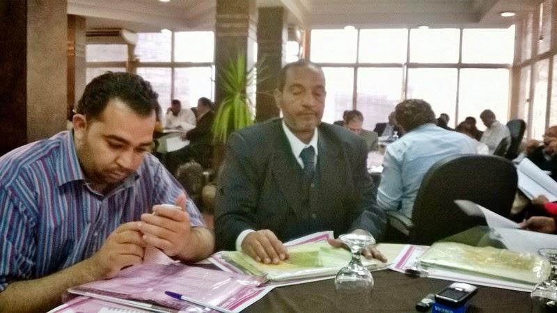 الحسينى محمد , الخوجة , ورشة عمل ,مدرسين , النزاهة,التعليم , المعلمين ,Teachers , Transparency ,workshop , الحسينى
