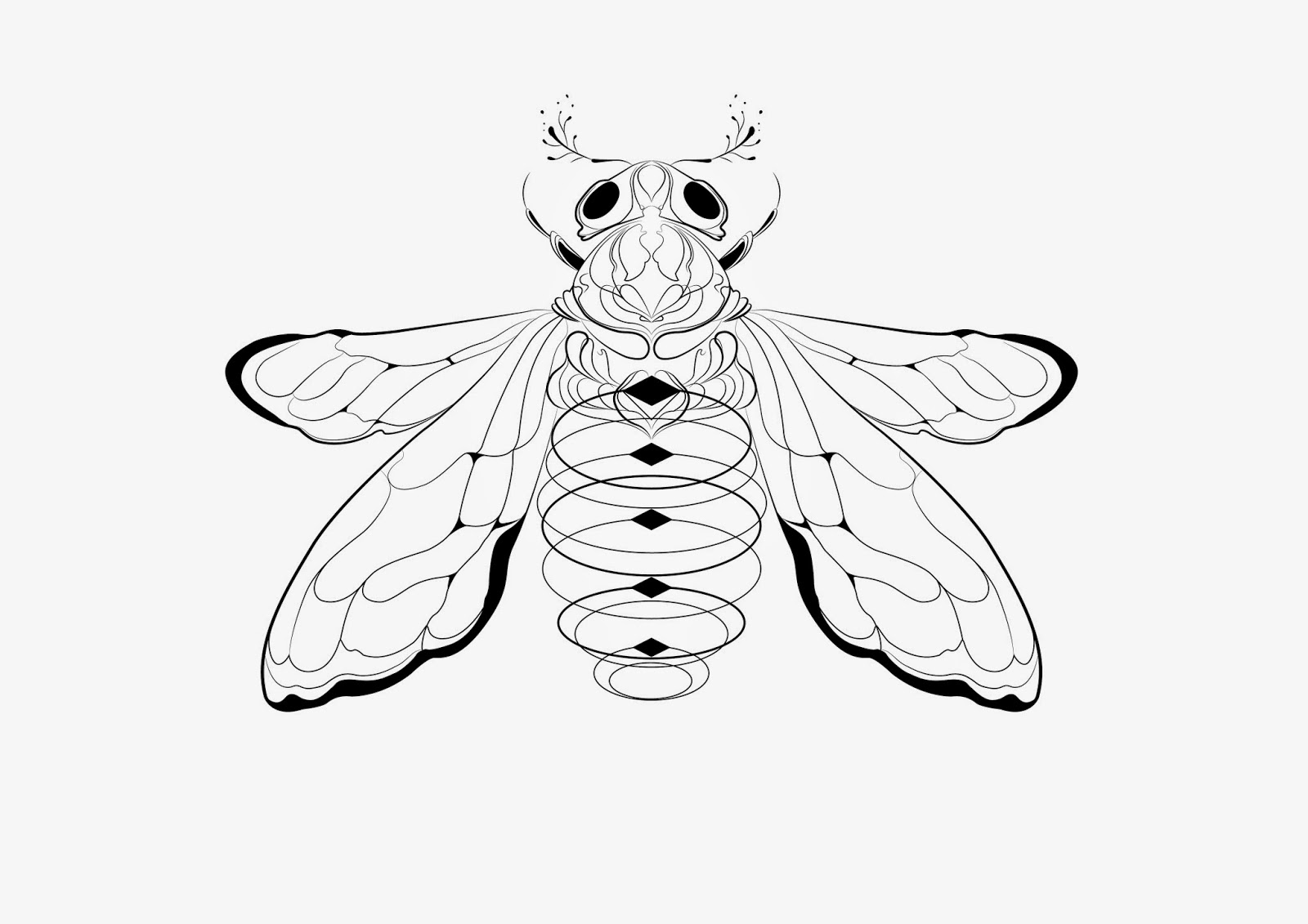 logo, animation, bumblebee, graphic design.