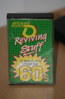 Brooke Bond D - Reviving Stuff
