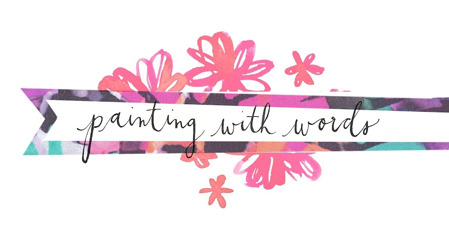painting with words.