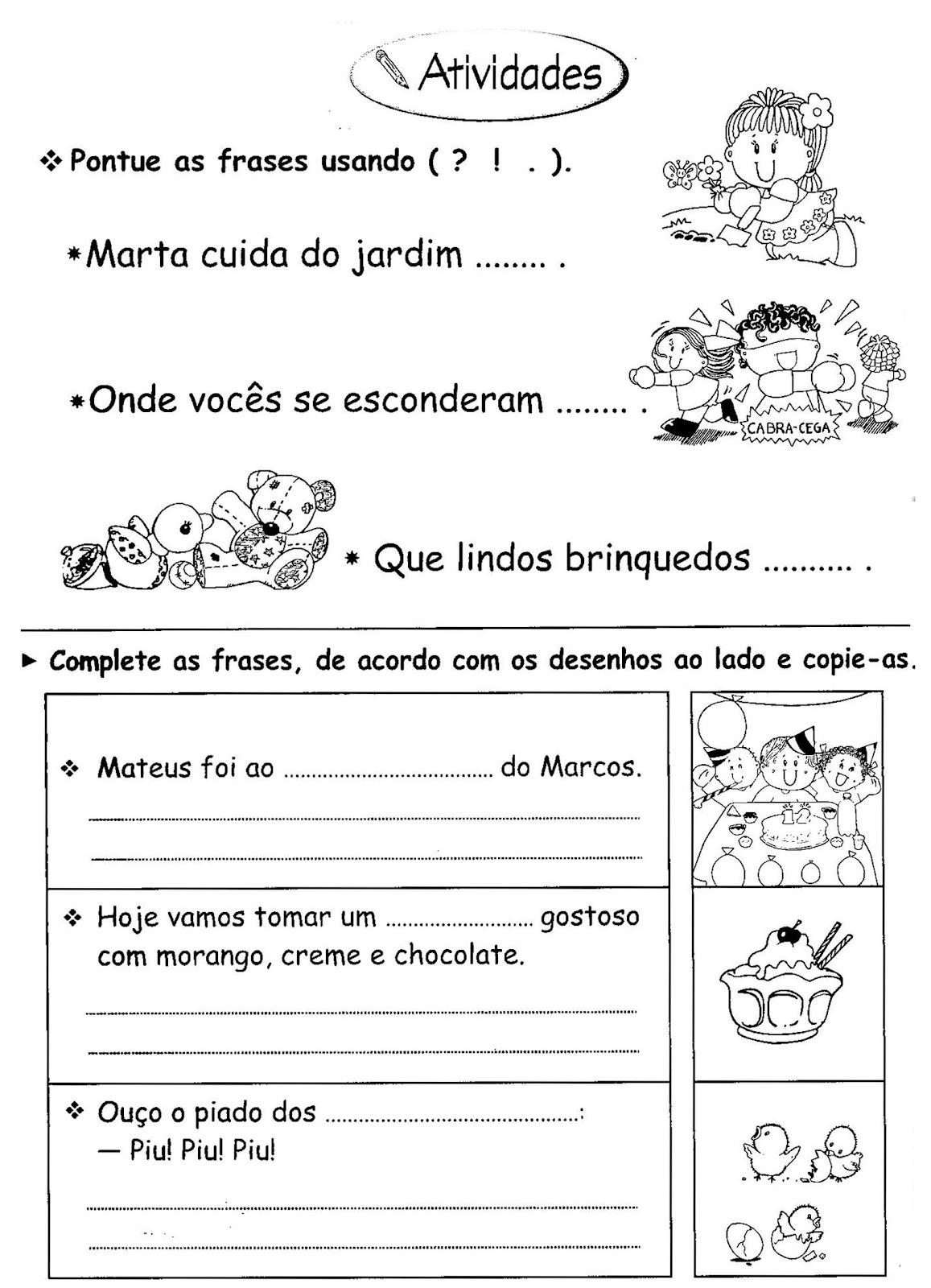 Populares ATIVIDADES EDUCACIONAIS PARA O TERCEIRO ANO DO ENSINO FUNDAMENTAL SM95