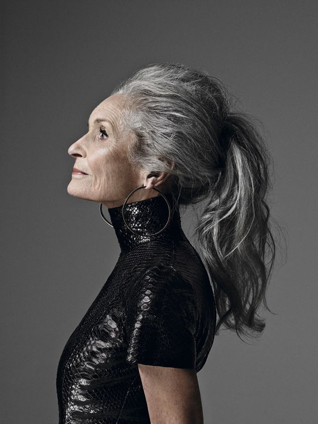 A Tray Of Bliss 50 Fab Quick Weekday Hair For Long Silver Hair