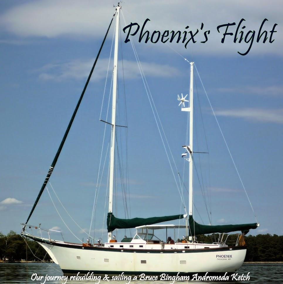 Phoenix's Flight