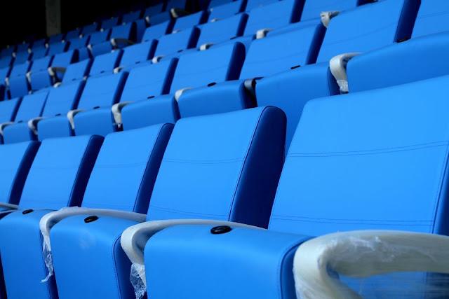 Conforto é a marca da Arena Grêmio