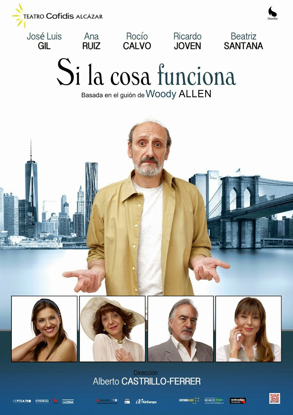 Si la cosa funciona (Whatever Works) ()