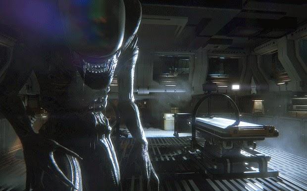 Alien abduction porn game