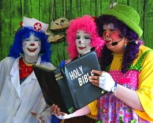 clown Bible