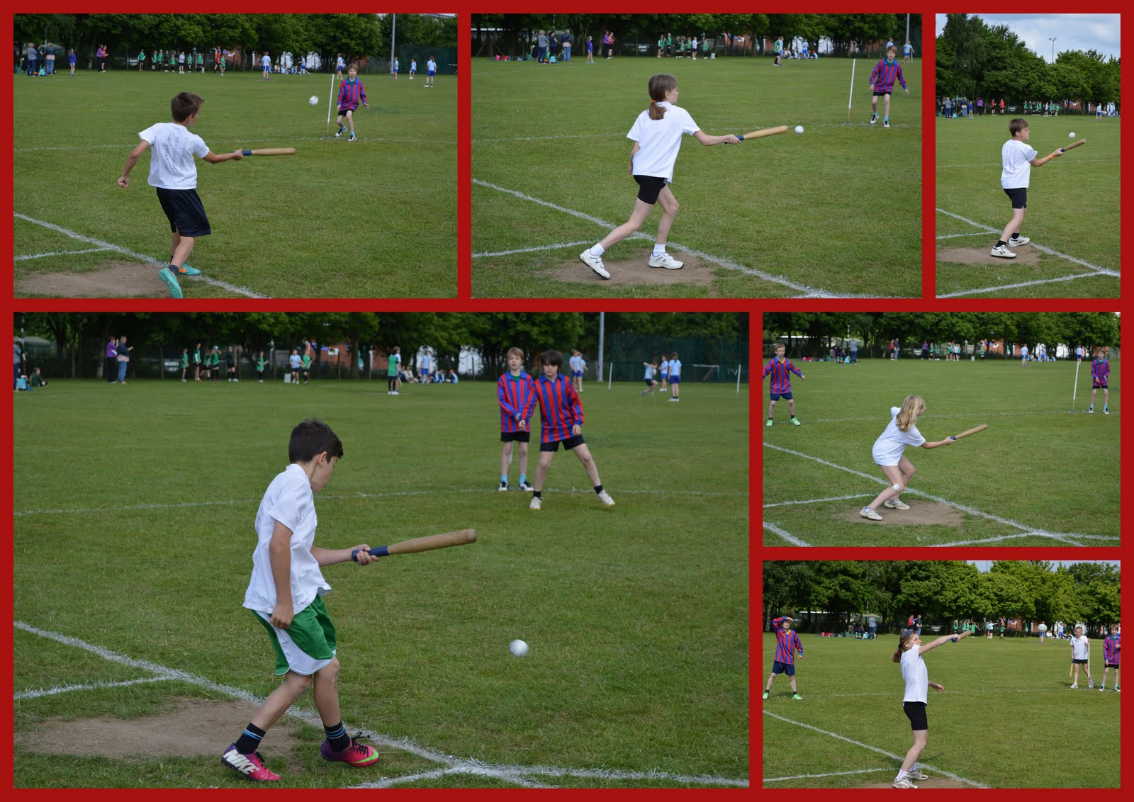 Rounders game